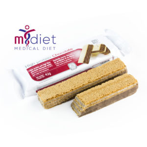 Sladké bielkovinové tyčinky na chudnutie M.Diet