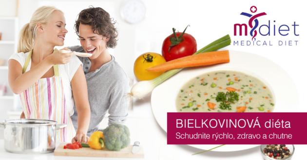 Efektívna a účinná metóda ako schudnúť pod lekárskym dohľadom - nízkokalorická proteínova diéta! (www.mdiet.sk)